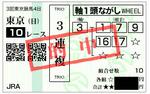 第75回東京優駿